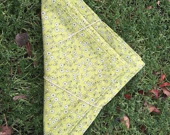 Cloth Napkins, Reusable Napkins, 4 set Cloth Napkin
