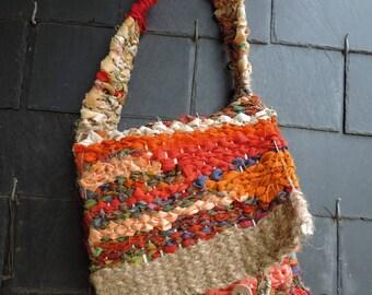 Hand Woven  shoulder bag