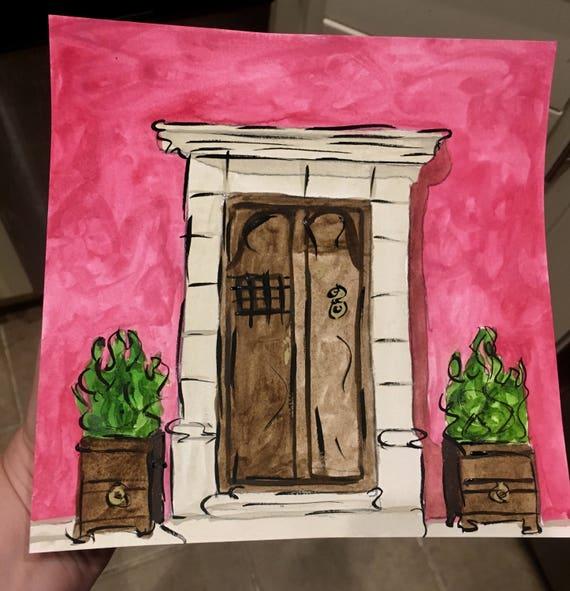 Mexican Doors #6