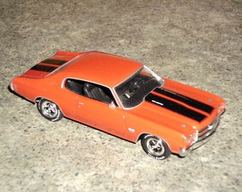 Vintage 1996 Matchbox 1970 Chevelle SS 454 - 1/43 Yesteryear