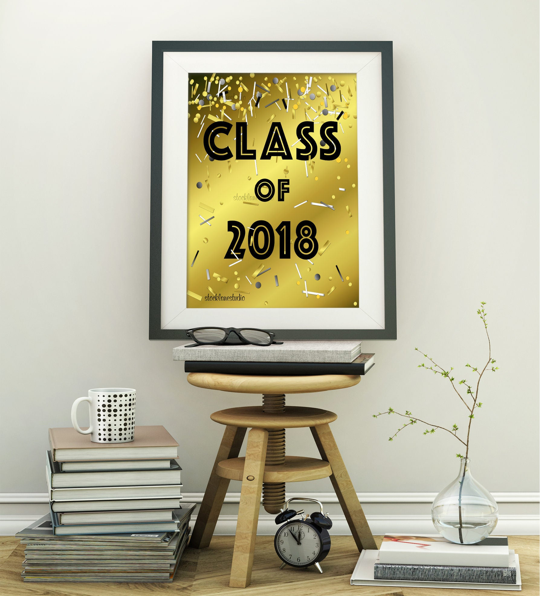 Awesome Graduation Party Wall Decorations Photos - Wall Art ...