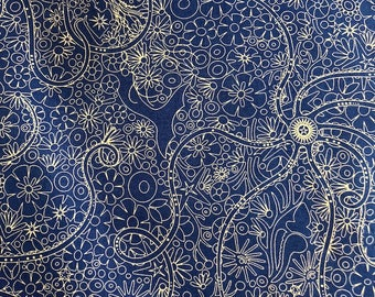 Sunprints 2018 by Alison Glass for Andover Fabrics in Blue