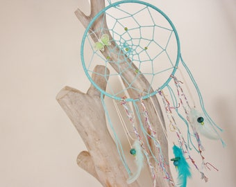 "Nature & Co ""Spirit"" Papillon""green & turquoise dream catcher"