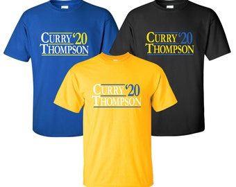 """New """"Curry Thompson '20"""" T-Shirt 