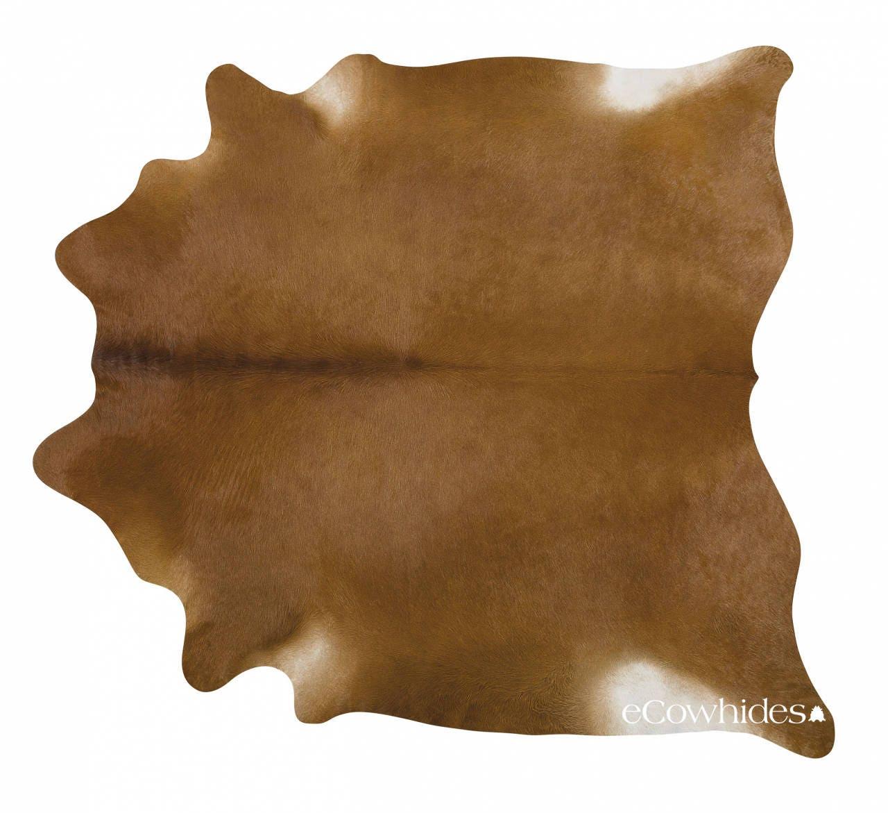 Dark Brown Brazilian Cowhide Rug Cow Hide Rugs