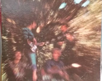 Creedence Clearwater Revival, Bayou Country, Vintage Record Album, Vinyl LP, Classic Rock and Roll Music, CCR, American Rock Folk Music