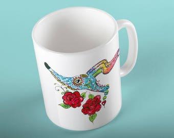Nellie Doodles -  Remembering You - 11oz Mug