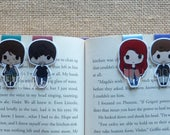 Magnetic Bookmarks • Land of Tales