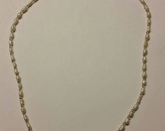 SALE Freshwater Pearl Necklace Cultured Jewelry