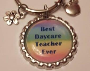 Daycare Teacher Gift, Daycare Provider Gift, Daycare Teacher Thank You, Teacher Gift, Thank You Teacher, Preschool Teacher, Best Teacher