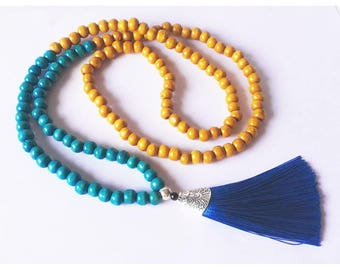 Mala Necklace.