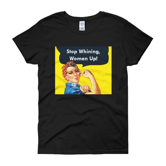 Woman Up Women's short sleeve t-shirt