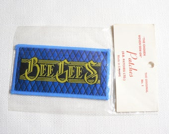 Vintage Deadstock - Never Worn - Late 70s - Bee Gees - Sew On Patch