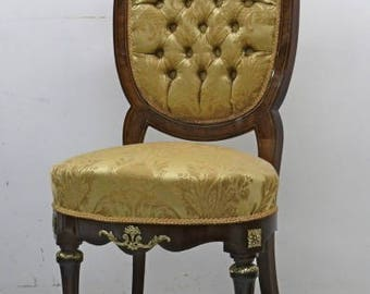Dining room chair antique Baroque style MoCh1105