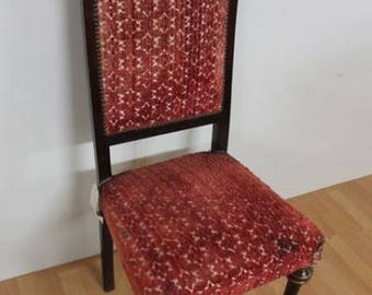 used Chair antique style Baroque Louis XV Aess0008