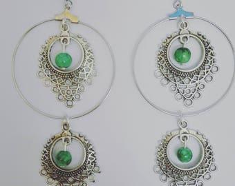 Silver Baroque 9.5 cm