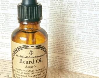 "Beard Oil ""Amyris"""