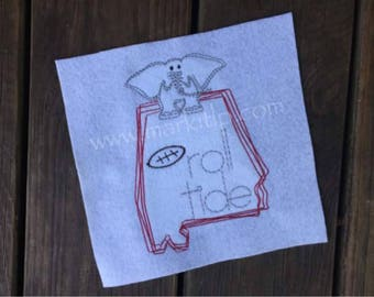 Alabama Elephant Stitch Shirt