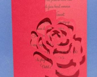 Do share wedding pink Carmen