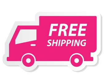 Free Shipping Coupon Code (Do Not Purchase This Item)
