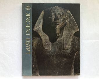 Ancient Egypt (Great Ages of Man) Hardcover 1965 by Lionel Casson