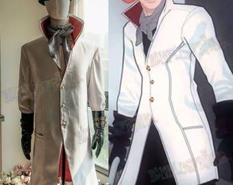 RWBY Cosplay, Roman Torchwich Jacket Costume Set