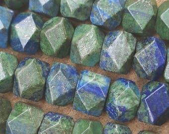 """Natural Gemstone Lapis Lazuli Pheonix 16x12mm Beads - 15.7"""" Strand"""