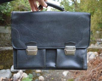 School bag - Student bag - Leatherette bag - Messenger bag - Back to school - Kids bag - College bag - Book bag - Handbags - Teacher bag