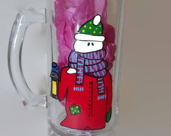 Long Scarf Mummer (OUT OF STOCK)Beer Mug
