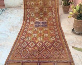 Vintage Taznakt Berber Rug