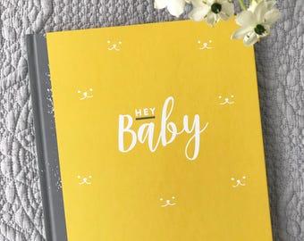 Journal de bébé et le livre de mémoire