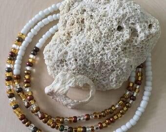 Royalty I Waist Beads