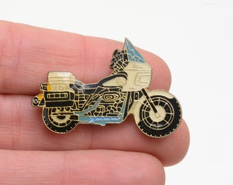 Moto lapel pin, enamel moto pin, motorcycle enamel pins, enamel lapel pin