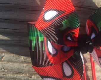 Spiderman Marvel Bow Paper Clip