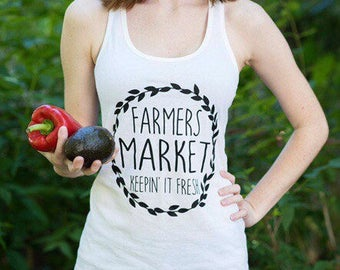 Farmers Market Tank Top