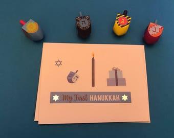 My First Hanukkah/Hanukkah/Jewish Holiday/Baby/Celebrate
