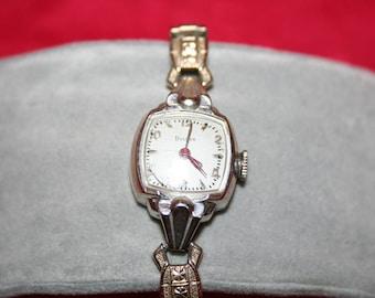 Ladies Vintage Bulova Watch