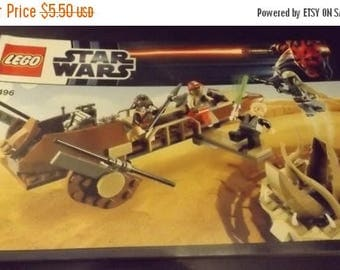 35% off Sale LEGO Star Wars assembly booklet 9496