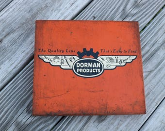 Dorman Products tapered pins metal display box with pins