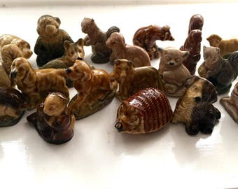 5# Bundle of Wade Whimsies x20 Mixed Characters