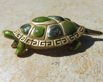 Givenchy Turtle Brooch