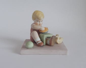 Bessie Pease Gutmann Little Jack Horner Figurine