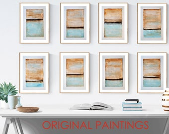 8  abstract painting , nice abstract painting,large art print  , nice wall art by Jolina Anthony