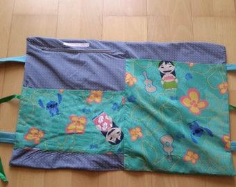 Artist bag child Lilo and stitch