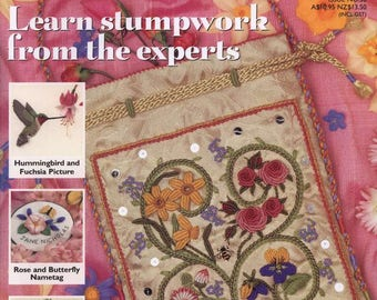 Inspirations No. 36 2002 - PDF ebook - Embroidery ebook - instant download Digital book/magazine - PDF file