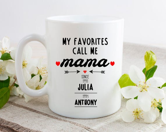 Mana Gift Nana Christmas Gifts for Nana Mug Nana Coffee Mug Nana Birthday Gift Cup My Favorite People Call Me Nana Coffee Gift 8CA