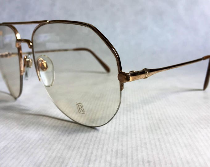 Roman Rothschild of Switzerland R 2-1 Vintage Eyeglasses New Old Stock Made in West Germany