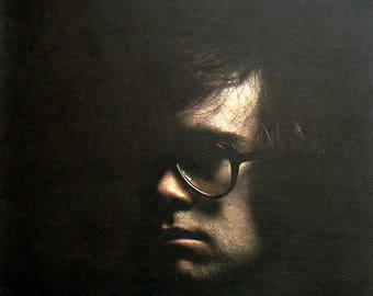 Elton John - Self Titled Album - (1970) - vinyl album
