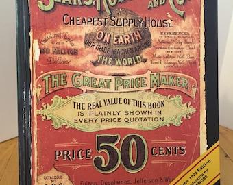 Sears, Roebuck and Co 1902 CATALOGUE Facsimile Edition 1993 Hardcover Book