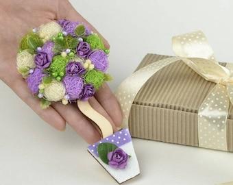 Fridge Magnet Women's|gift Ideas for mom Meaningful gift Kitchen magnet Flower gift Housewarming|gift|for|her Kitchen gift Under 20 FM15